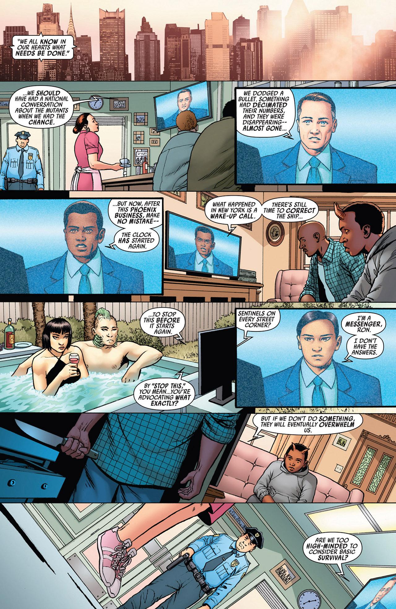 Read online Uncanny Avengers (2012) comic -  Issue #2 - 7