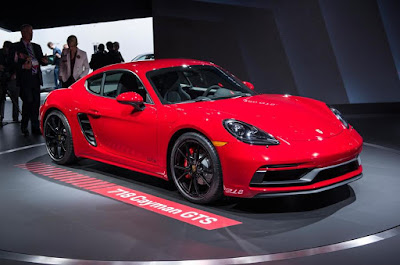 Porsche 2018 718 Cayman GTS Review, Specs, Price