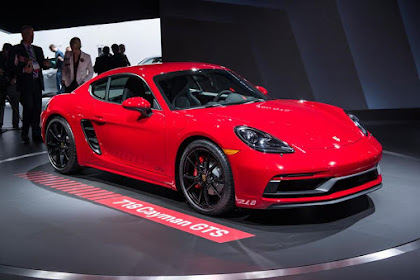 Porsche 2018 718 Cayman GTS Review, Specs, Price