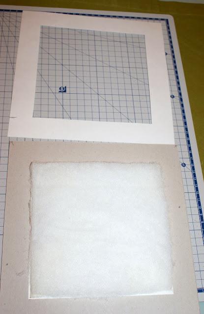 Как оформить вышивку на крышку шкатулки