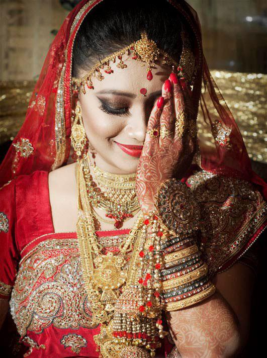 Wedding Snaps Bangladeshi Bridal Makeup