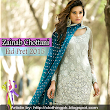 Zainab Chottani Casual Eid Pret Collection 2015 for Girls