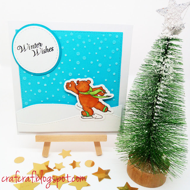 postal navideña