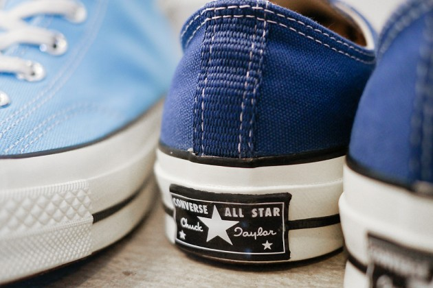 1910c42f54d5 The third and last chapter of the Converse First String 1970s Collection  was released this week. Once again the brand presents a low top and a high  top ...