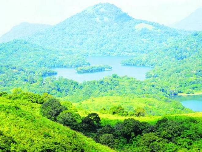 Ecologically Fragile Area in India - Western Ghats