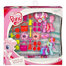 MLP Pinkie Pie Cheerleader Fun Accessory Playsets Ponyville Figure