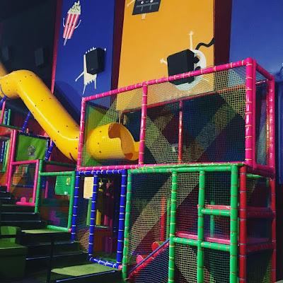 Centro Comercial, Thader, Murcia, Sala Kids, Cines