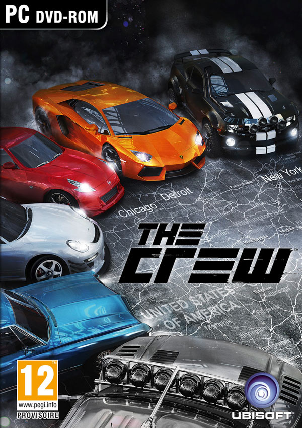 The Crew Download Cover Free Game