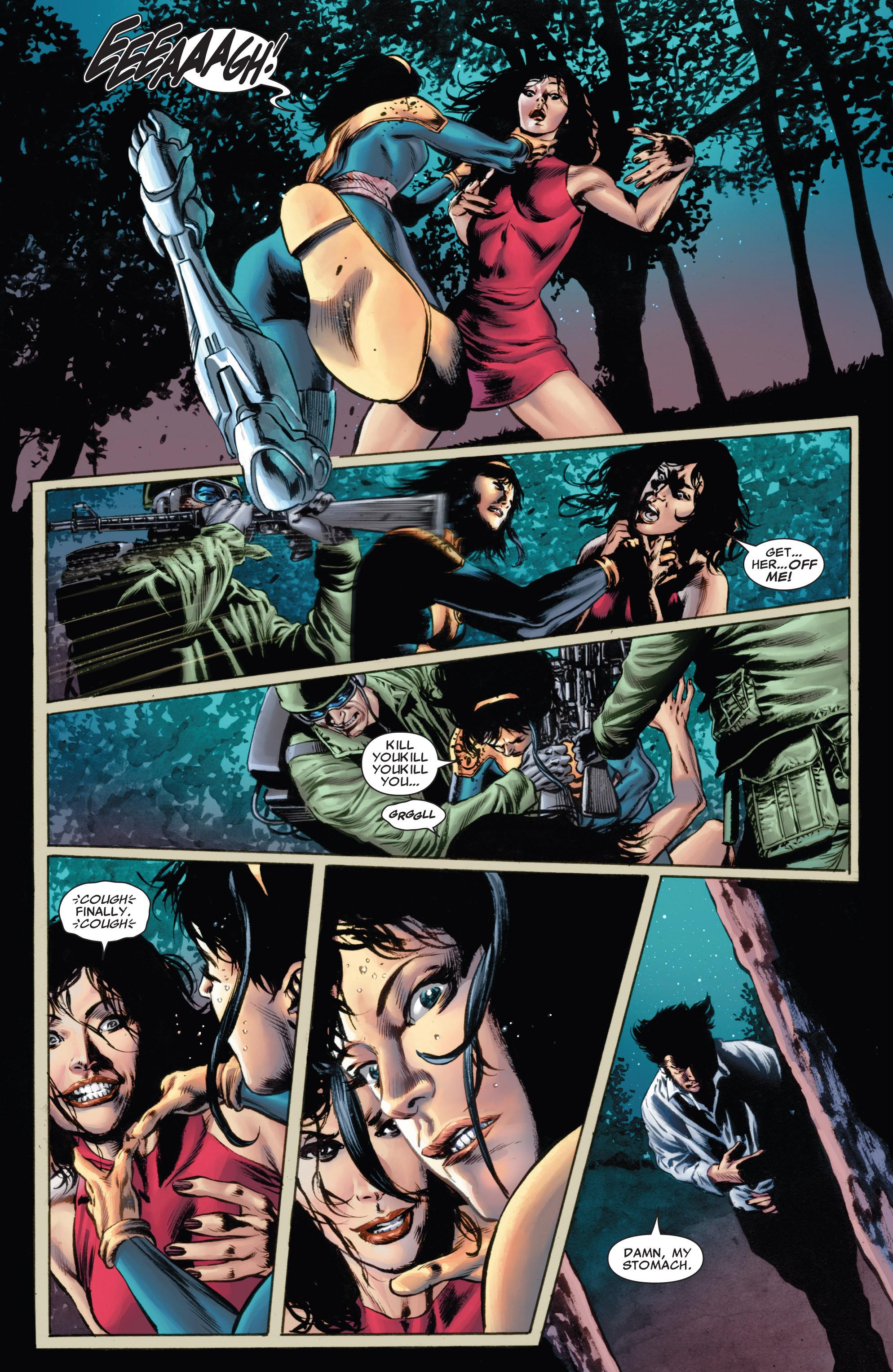 Read online Astonishing X-Men (2004) comic -  Issue #52 - 20