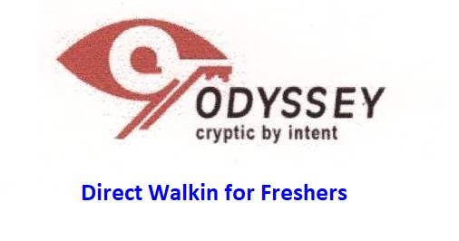 Odyssey Technologies Walkin for Freshers as Network Engineer / Software Engineer on 27th to 31st March 2018