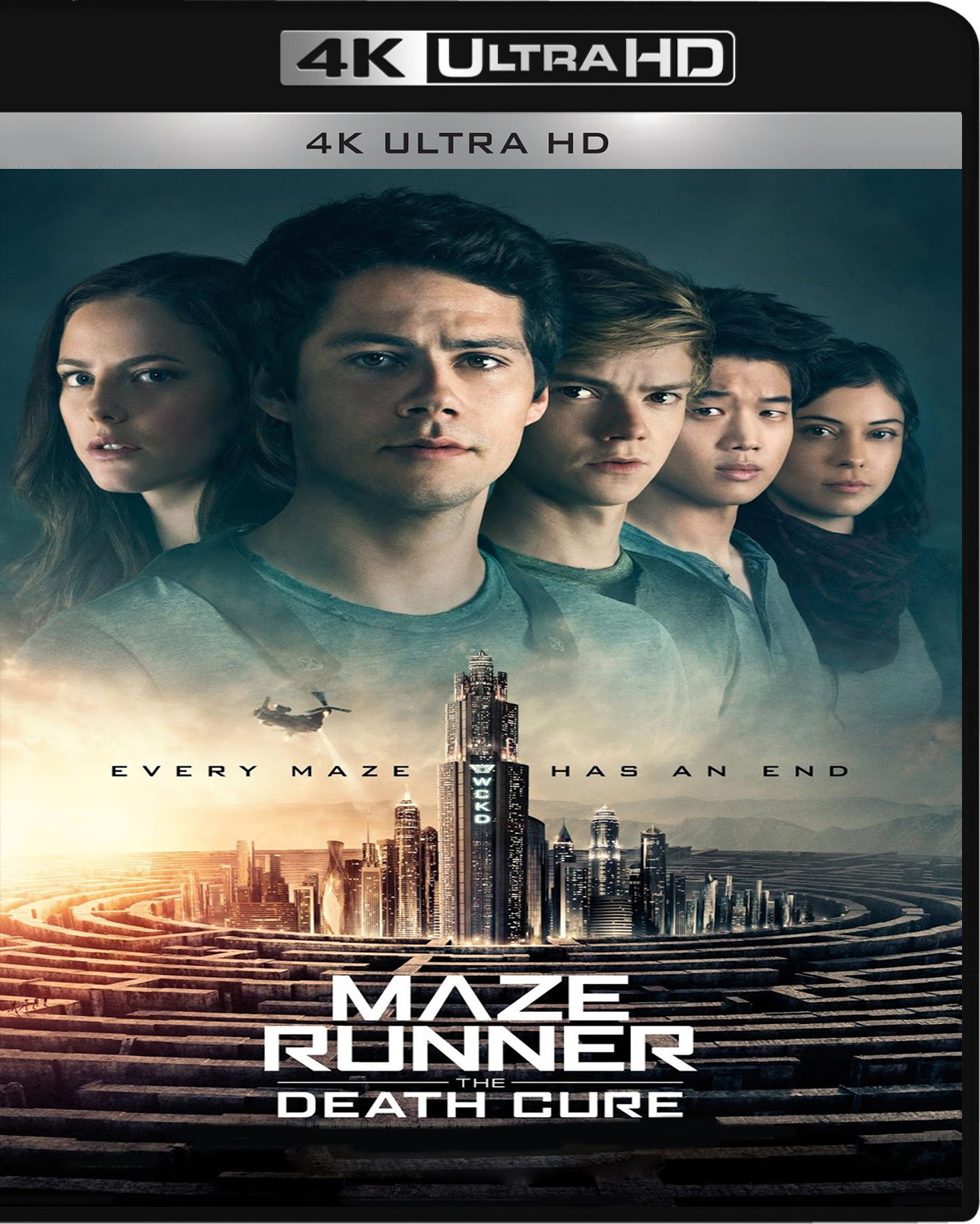 Maze Runner: The Death Cure [2018] [UHD] [2160p] [Latino – Castellano]