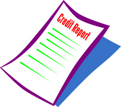 Credit Report, source Pixabay