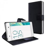 pouzdro peněženka pro Sony Xperia XA