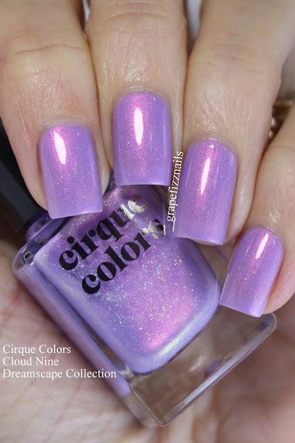 Cirque Colors Cloud Nine