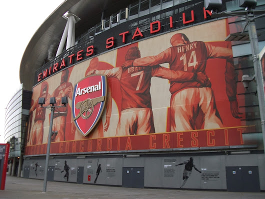 A Trip to the Arsenal Stadium