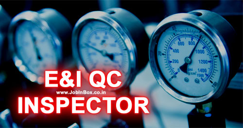 Interview for E&I QC Inspector jobs in Qatar