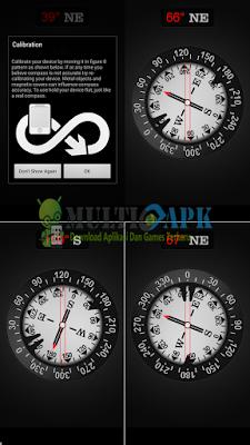 Compass Pro Apk v1.077 Terbaru
