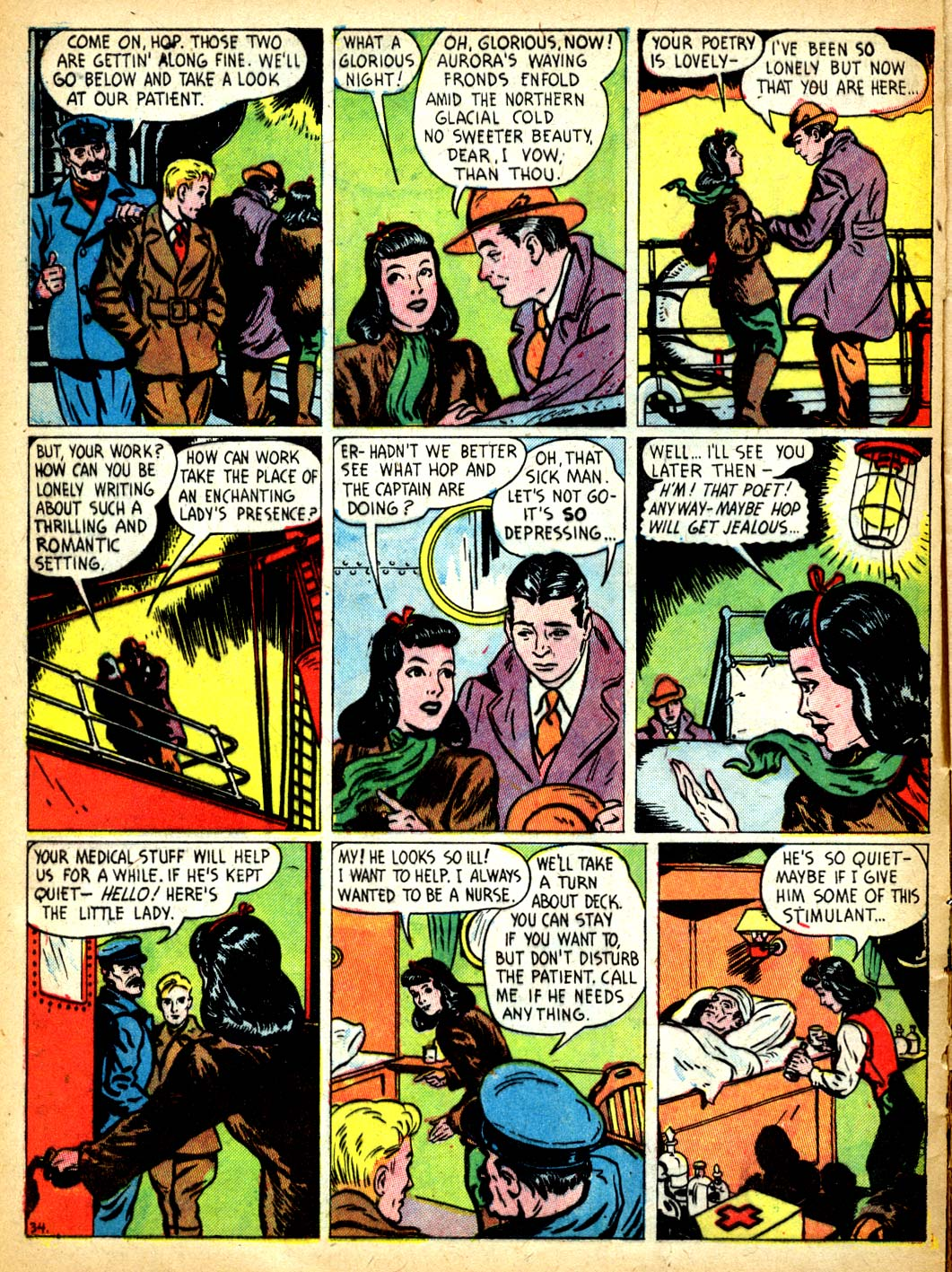Read online All-American Comics (1939) comic -  Issue #9 - 20