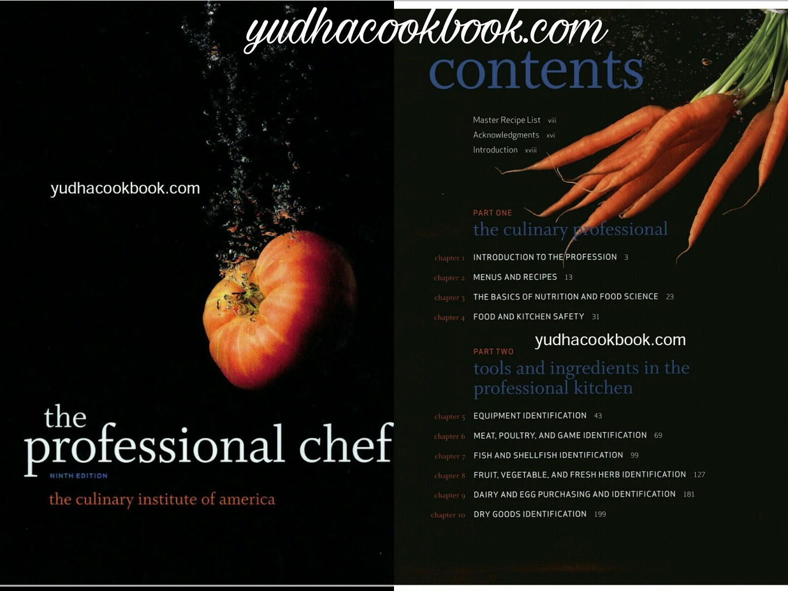 The Professional Chef 9th Ninth Edition The Culinary