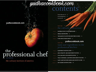THE PROFESSIONAL CHEF 9th (ninth) EDITION - THE CULINARY INSTITUTE OF AMERICA