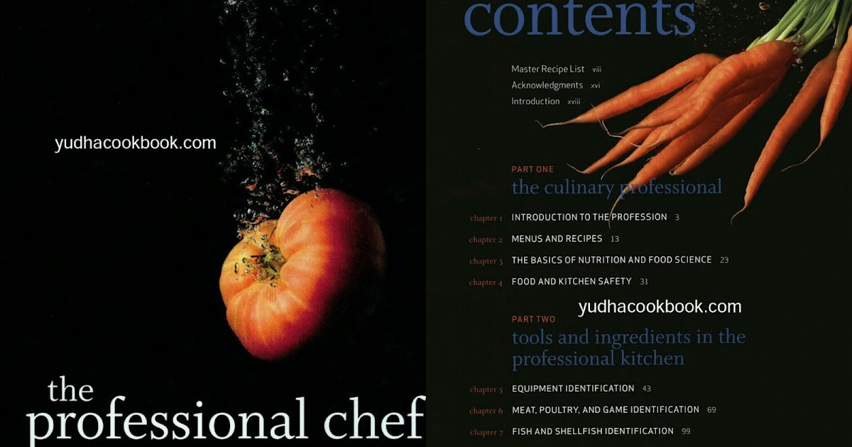 Professional Cooking 5th Edition Pdf