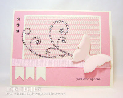 Designed by Lori Tecler-Inking Aloud-stamps from Clear and Simple Stamps