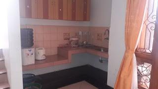 Peralatan Masak Villa Orange