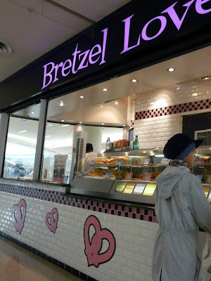 bonne adresse Bretzel love