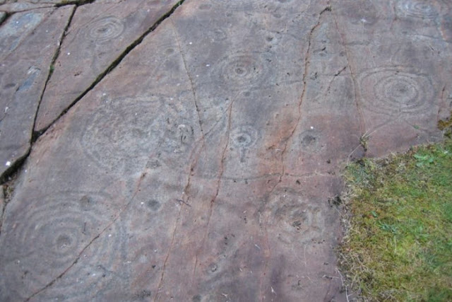 Prehistoric messages: Mystery of Argyll's ancient rock carvings