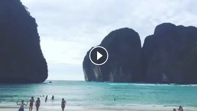 Unforgettable Trip to Maya Bay Phi Phi Island, Thailand