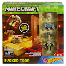 Minecraft Evoker Trap Hot Wheels Playset Figure