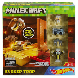 Minecraft Mattel Evoker Trap Other Figure