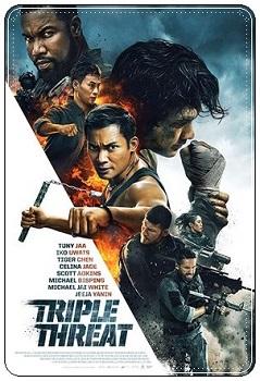 Ameaça Tripla Torrent (2019) WEBRIP 720p | 1080p Legendado Download