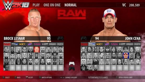 WWE 2K18 screenshot 2
