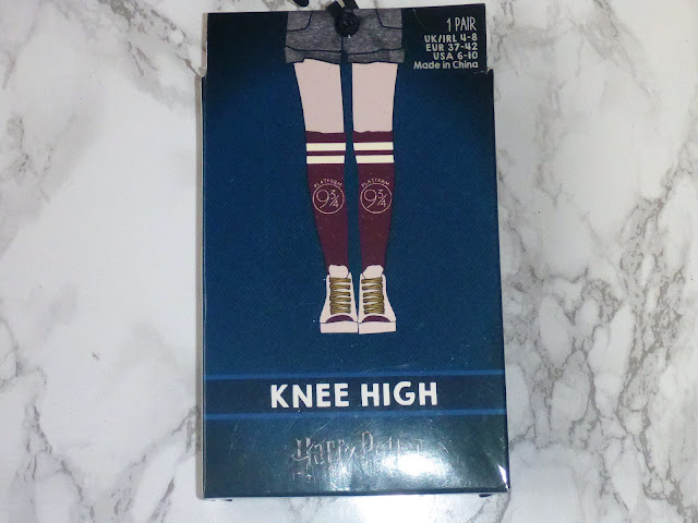 Primark Harry Potter Knee High Socks