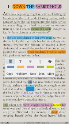 تحميل تطبيق قارئ الكتب Moon+ Reader Pro v5.0