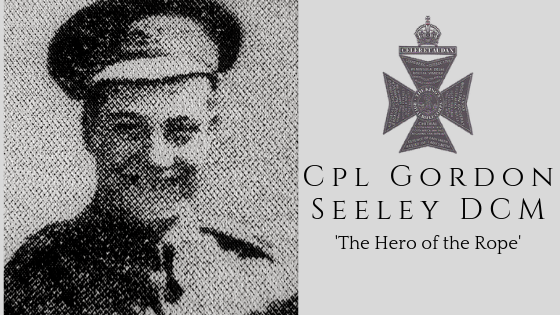 'The Hero of the Rope': Cpl Gordon Seeley, 2nd KRRC