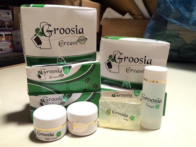 Cream Groosia