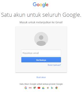 cara mudah masuk signin ke mail gmail