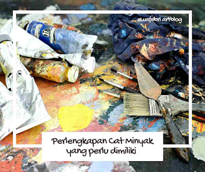 art therapy ideas oil paints