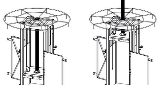 Mesin Pencacah Plastik: Mesin pres manual