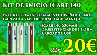 Kit Inicio iCare 140 650mAh