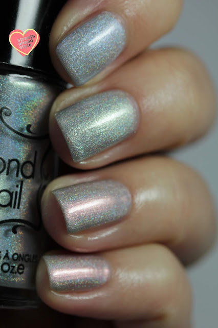 Beyond the Nail Ghost of Christmas comparison swatch by Streets Ahead Style