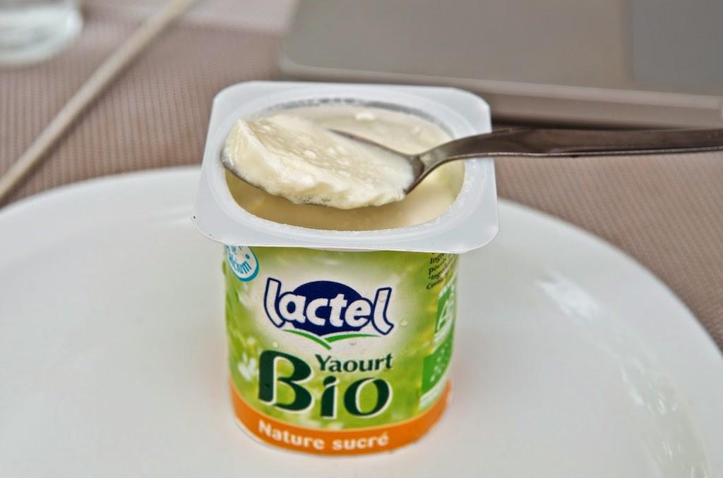 Lactel - Lactel Bio - yaourt nature sucré - Dessert - Food - Lactalis - Yaourt