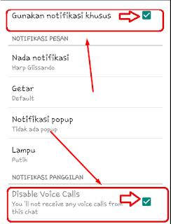Memang whatsapp diperuntungkan untuk chattingan dan juga melaksanakan panggilan bunyi ataupu Cara Memblokir Panggilan Masuk di Whatsapp Dengan Mudah