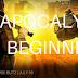 #RELEASEBLITZ - Apocalyptic Beginnings  The Reanimated Writers   @agarcia6510