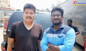 Shankar's Assistant Director Papu Arrested!