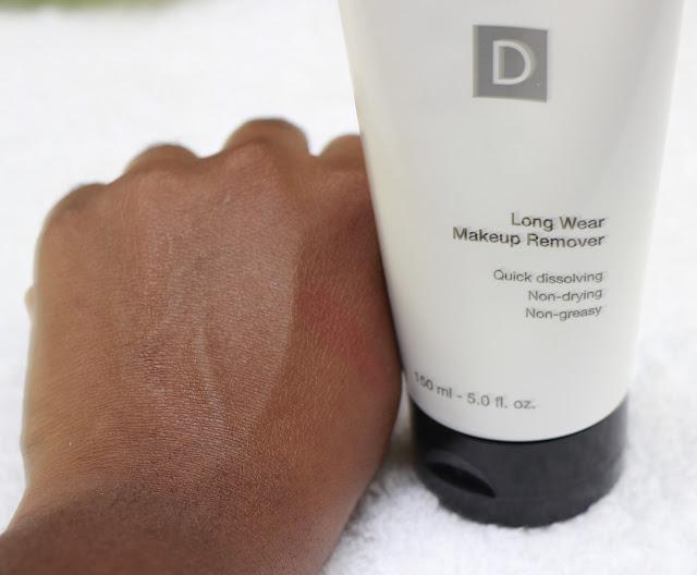 Remove waterproof makeup