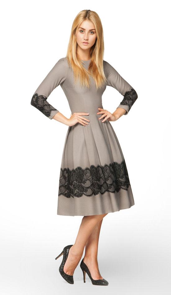 08899097f1 Jesienna wersja modelu RITA - sukienka Livia Clue!