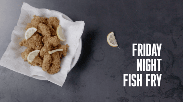 Weston brands blog for Friday night fish fry near me
